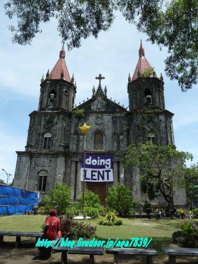 パナイ島イロイロに行っちゃうぞぅ・・・んで いろいろ イロイロを観光だぁ・・・#6 『Molo Church:モロ教会』『Molo Plaza:モロ公園』『Robinsons Place Iloilo:ロビンソンプレス イロイロ』