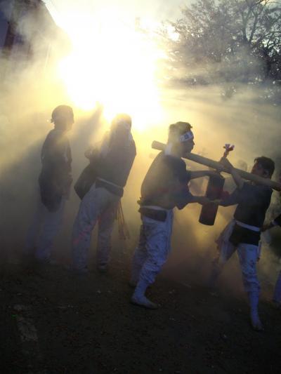 岐阜市 手力雄(てぢからお)神社「手力火祭り」~長森の熱い一日~