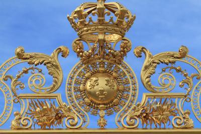 【欧州旅行21日目】 フランス絶対王政の象徴的建造物 「Chateau de Versailles (ベルサイユ宮殿)」 ~宮殿外観・庭園編~