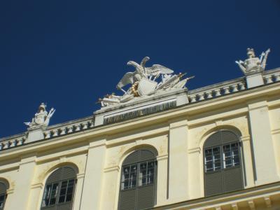 プラハ、ブダペスト、ウィーンを一人でさまよう旅~ウィーン、シェーンブルン宮殿へ