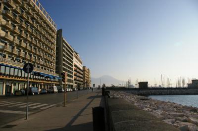 イタリア旅行2008~2009-ナポリ散歩-