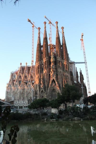 2011冬のバルセロナ3泊4日★1