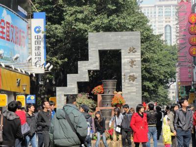 旅 中国→ラオス→中国 ちょとだけ広州