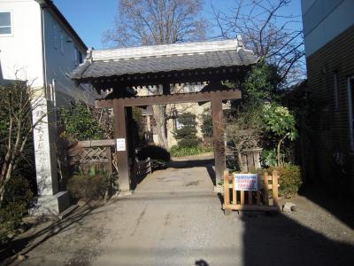 武蔵桶川宿散歩