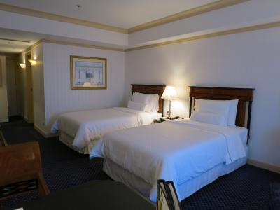 セレブなお泊りウィスティンホテル東京