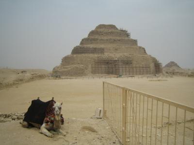 ドバイによってエジプトへ ④