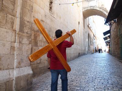 世界一周 50ヶ国目 【イスラエル】エルサレム