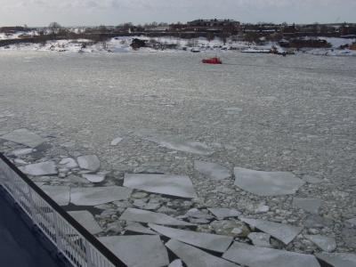 冬のヨーロッパの旅ー氷海ー(再編集版)