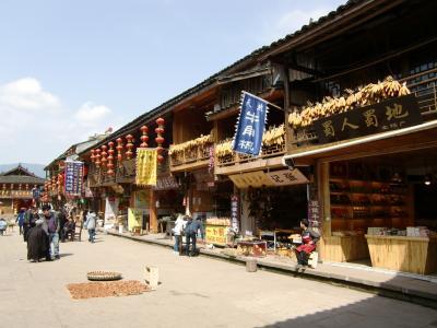 中国の旅、チベットを求めて その5-雅安にもう一日と上里古鎮