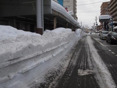 2012年冬の旅 in長岡 その3~信濃川、他~