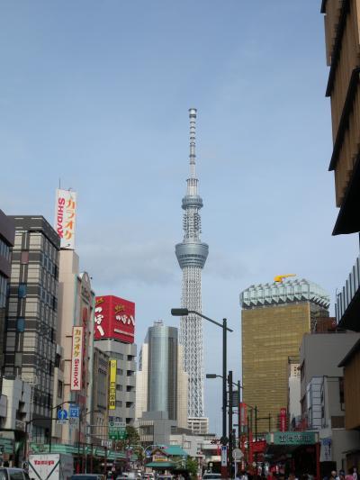 東京下町散歩