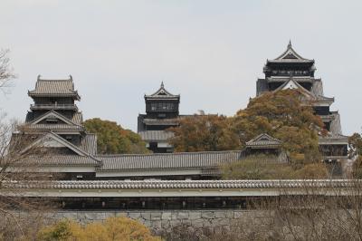 【熊本観光】 清正が築いた難攻不落の名城 「熊本城」 2回目