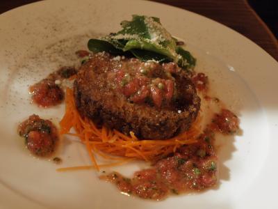 東急ハーヴェストクラブVIALA箱根翡翠 箱根フレンチ ル・ヴィルギュルさんでの美味しいディナー 2012年4月
