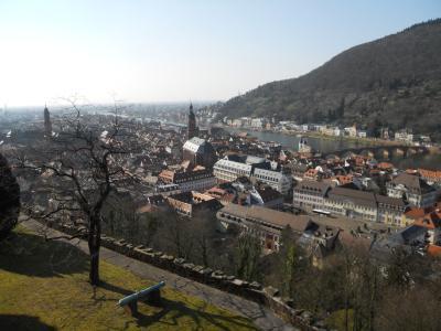 春のヨーロッパ周遊旅行その2