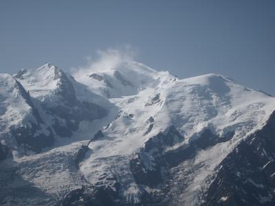 スイスの旅、ベルン、シャモニー