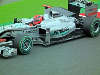 2010年F1日本GP(1日目)