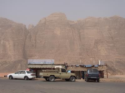 7日でヨルダン縦断の旅③