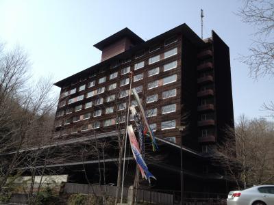 2012 GW 登別温泉の滞在 2泊3日 「望楼NOGUCHI登別」
