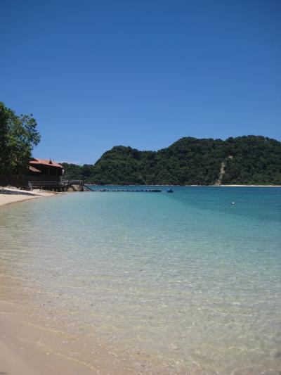 2012気ままなひとり旅①(グミア島)