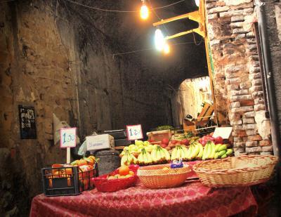 2012'真冬の煌き ナポリにタッチ ローマへゴー