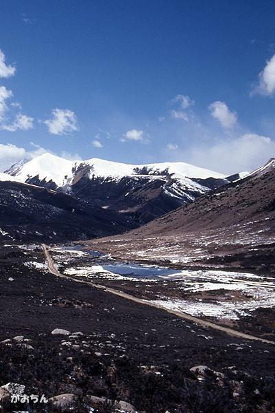 チベットへ続く道・バタン(巴塘)へ~四川の旅1991