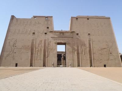 エジプト2012GW(3)-エドフ~アスワン1