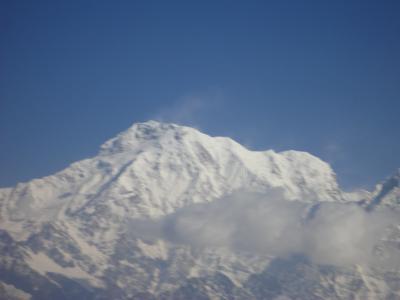 ネパール旅行記録 ポカラ・カトマンズ・バクタプール