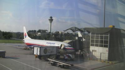 GWマレーシア2012 ①プルフンティアン島までの道のり