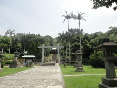 2012年GW 台北 その2~桃園神社参拝
