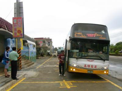 2012GW 2泊(になってしまった)4日、台湾南部の旅②-四重渓温泉へ