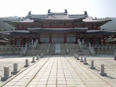 春の韓国2012 ⑥ 龍仁MBCドラミア他