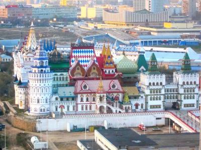 ロシアひとり旅(モスクワ~ヘルシンキ)
