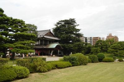 18切符で大阪から高松への旅 栗林公園とうどん