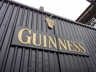アイルランド1日目 -ギネスとダブリン市内観光-