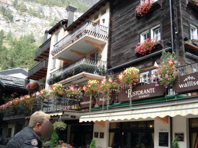 世界遺産ドイツ・スイス・フランスの旅[5]スイス・マッターホルン編