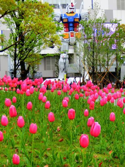 """「ちょこっと 寄り道 """"Diver City Tokyo Plaza"""" 」 2012"""