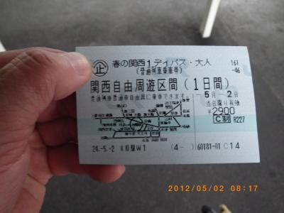 宇都宮~姫路と京都