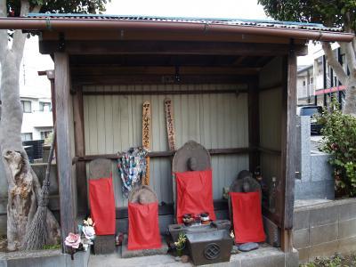 吉田町の地蔵堂(横浜市戸塚区吉田町)