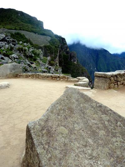 msa770南米周遊旅情7章⑦マチュピチュの中心「聖なる広場」とその界隈 in マチュピチュ