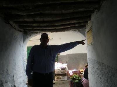 モロッコ 2012.5.8(アフリカ日帰りの旅)