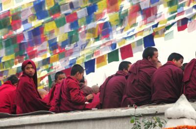 絶景を求めてネパール・ランタントレッキングその07~バクタプル、チャング・ナラヤン、ボダナート