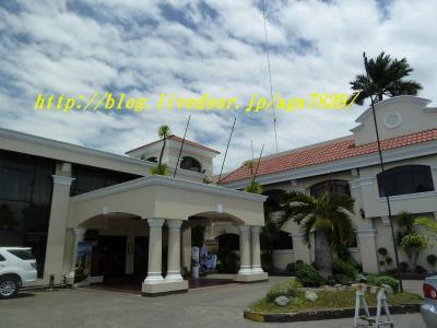 パナイ島イロイロに行っちゃうぞぅ・・・んで いろいろ イロイロを観光だぁ・・・#9 次のホテルへ移動です『Hotel Del Rio:ホテル・デル・リオ』