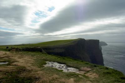 エメラルドの島★アイルランドの旅:モハーの断崖