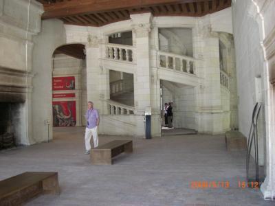 ⑩ Chambord ロワール古城巡り 初夏を楽しむSNCF3600KM