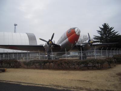 所沢航空記念公園訪問