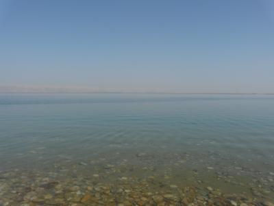 ヨルダン一週間6 死海へ