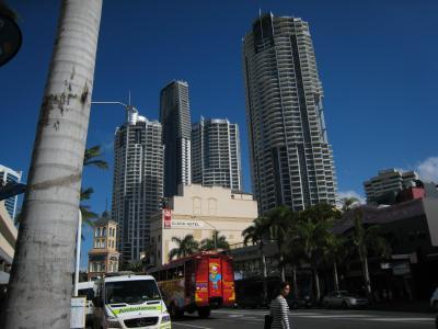 2012GW 中国南方航空deオーストラリア周遊5泊8日 #2 ゴールドコースト編