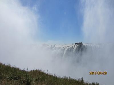 2012GW 初めてのアフリカ大陸を満喫の旅(1)~やっと到着&1日目~