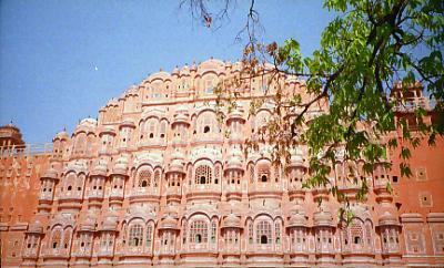 【 1999年 インド旅行 】 ~ピンクシティ ジャイプール~