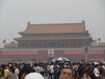 混みこみ北京